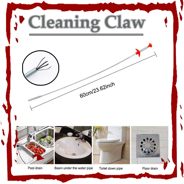 Cleaning Claw