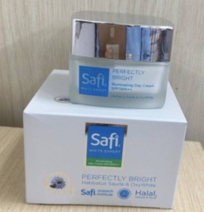 Safi Perfectly Bright Illuminating Day Cream